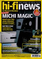 Hi-Fi News Magazine Issue MAY 20