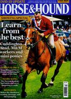 Horse And Hound Magazine Issue 26/03/2020