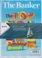 The Banker Magazine Issue FEB 20