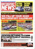 Motorsport News Magazine Issue 05/02/2020