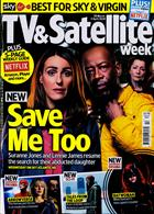 Tv & Satellite Week  Magazine Issue 28/03/2020