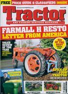 Tractor Farming Heritage  Magazine Issue MAR 20