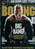 Boxing News Magazine Issue 06/02/2020