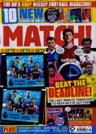 Match Magazine Issue 28/01/2020