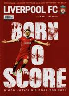 Liverpool Fc Magazine Issue MAY 20