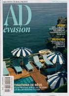 Architectural Digest French Magazine Issue EVASIONNO2