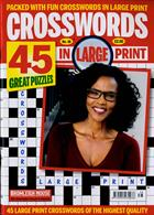 Crosswords In Large Print Magazine Issue NO 38
