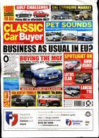 Classic Car Buyer Magazine Issue 12/02/2020