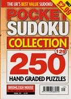 Pocket Sudoku Collection Magazine Issue NO 129