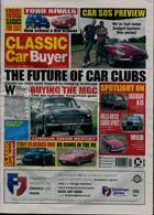 Classic Car Buyer Magazine Issue 04/03/2020
