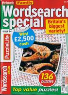 Family Wordsearch Special Magazine Issue NO 54