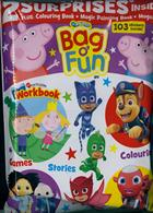 Fun To Learn Bag Of Fun Magazine Issue NO 129