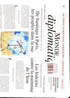 Le Monde Diplomatique Magazine Issue NO 790