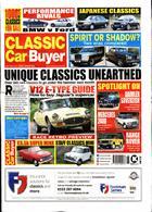 Classic Car Buyer Magazine Issue 05/02/2020