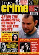 True Crime Magazine Issue MAY 20