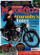 Classic Motorcycle Monthly Magazine Issue MAY 20
