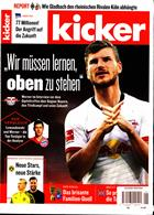 Kicker Montag Magazine Issue NO 6