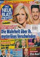 Das Neue Blatt Magazine Issue NO 7