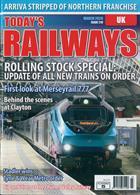 Todays Railways Uk Magazine Issue MAR 20