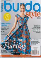 Burda Style German Magazine Issue NO 2