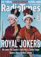 Radio Times London Edition Magazine Issue 15/02/2020