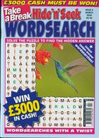 Take A Break Hide & Seek  Magazine Issue NO 2