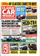 Classic Car Weekly Magazine Issue 12/02/2020