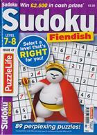Puzzlelife Sudoku L7&8 Magazine Issue NO 47