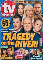 Tv Choice England Magazine Issue NO 8