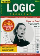 Puzzler Logic Problems Magazine Issue NO 426