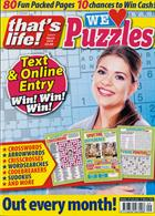 Thats Life We Love Puzzles Magazine Issue NO 9