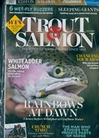Trout Salmon Trout Fish Vp Magazine Issue NO 111