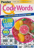 Puzzler Q Code Words Magazine Issue NO 456