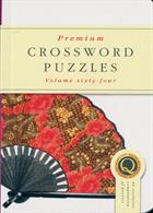 Premium Crossword Puzzles Magazine Issue NO 64