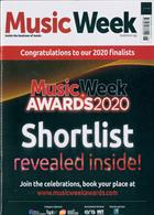 Music Week Magazine Issue 11/02/2020