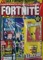 Fortnite World Magazine Issue NO 22