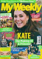 My Weekly Magazine Issue 15/02/2020