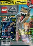 Lego Specials Magazine Issue JURASSIC 5