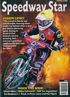 Speedway Star Magazine Issue 15/02/2020