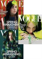 Vogue Usa Magazine Issue MAR 20
