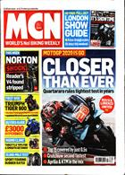 Motorcycle News Magazine Issue 12/02/2020