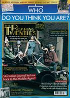 Who Do You Think You Are Magazine Issue MAR 20