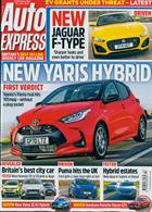 Auto Express Magazine Issue 12/02/2020