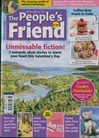 Peoples Friend Magazine Issue 15/02/2020