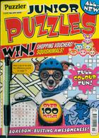 Puzzler Q Junior Puzzles Magazine Issue NO 259