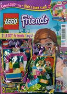 Lego Friends Magazine Issue NO 68