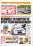 Motorsport News Magazine Issue 12/02/2020