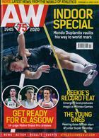 Athletics Weekly Magazine Issue 13/02/2020