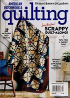 American Patchwork Quilting Magazine Issue APR 20