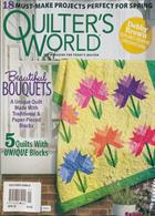 Quilters World Magazine Issue SPRING